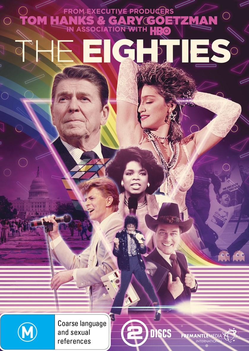 The Eighties (AU)