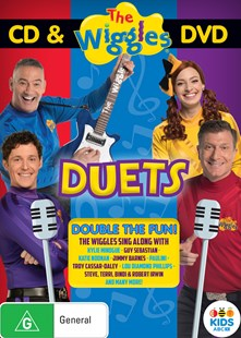 Wiggles, The: Duets - Film & TV Children & Family