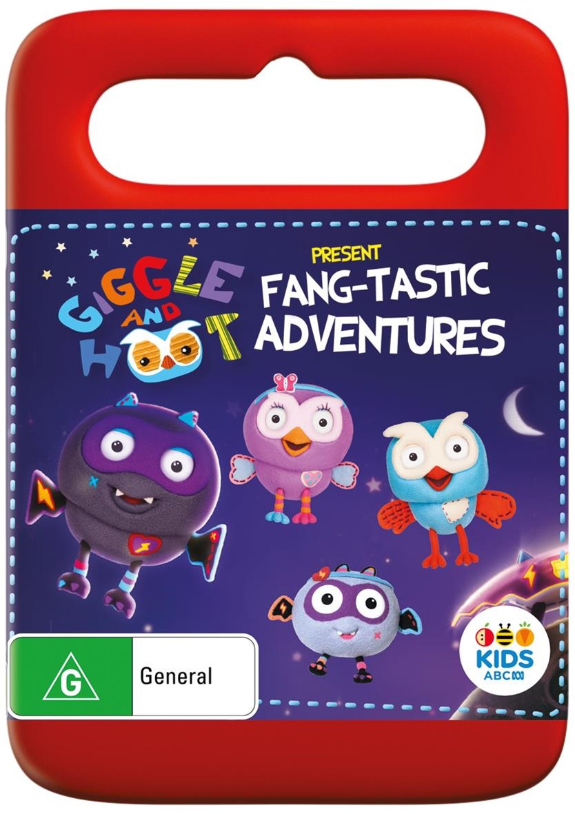 Giggle and Hoot: Fang-tastic Adventures