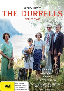 Durrells, The: S2 - Film & TV Drama