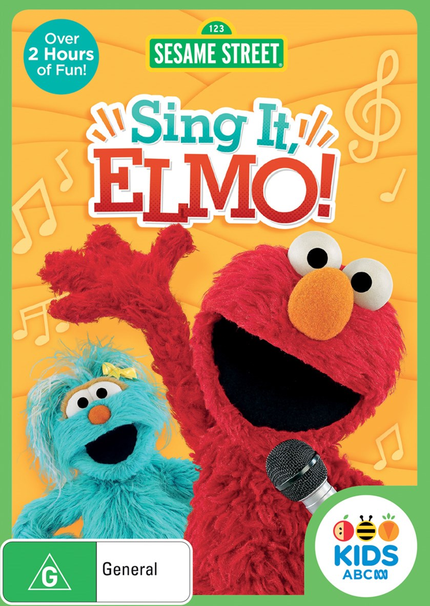 Sesame St: Sing It, Elmo