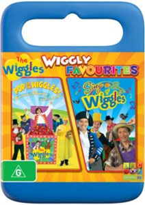 The Wiggles: Pop Go The Wiggle! / Sing a Song of Wiggles