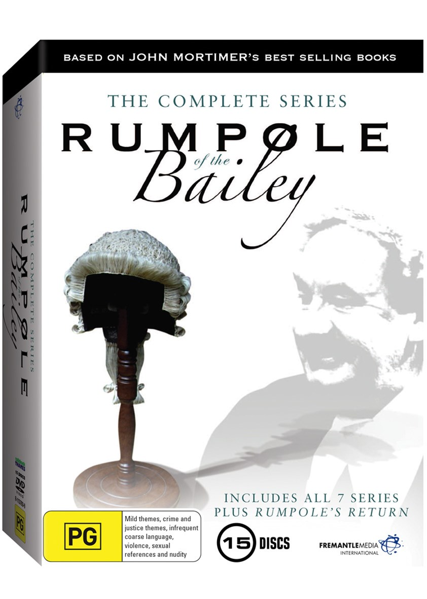 Rumpole of the Bailey Box Set S1-7 (NP)