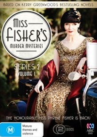 Miss Fisher's Murder Mysteries: S2 Pt1