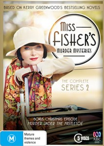 Miss Fisher's Murder Mysteries: S2 (e)