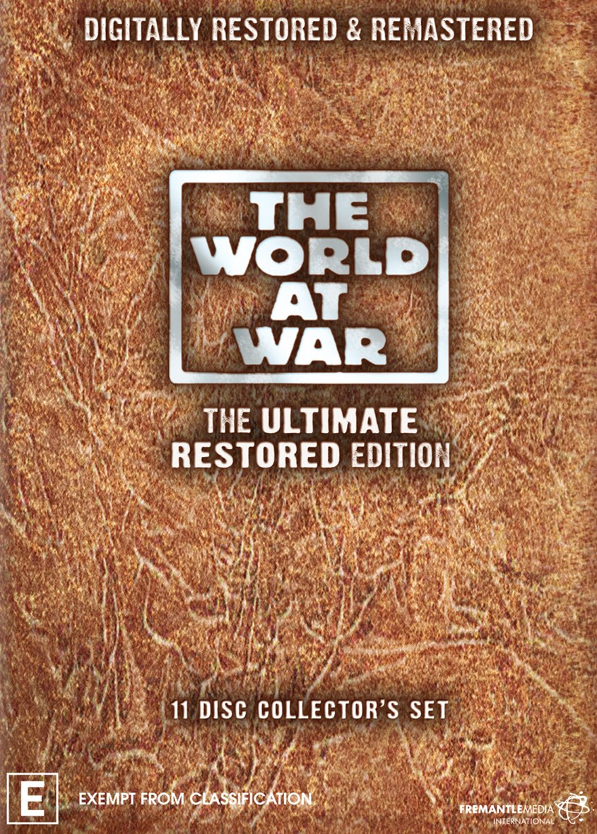 World At War, The Complete Box Set (NP)