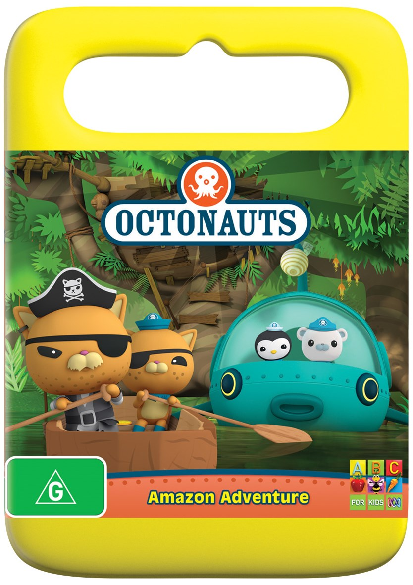 Octonauts: Amazon Adventure