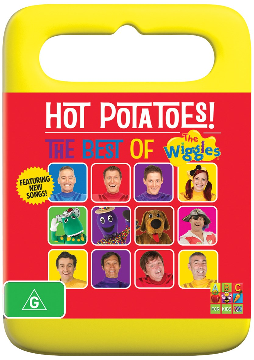 Wiggles: Best of 2014, The Hot Potato