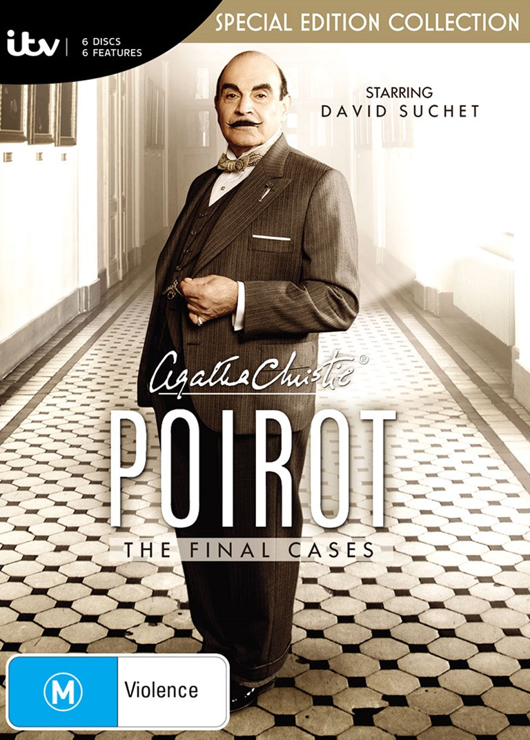 Poirot: The Final Cases