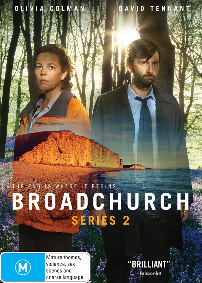 Broadchurch:  Series 2