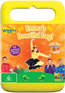 The Wiggles: Emma's Bowtiful Day! - Film & TV Children & Family