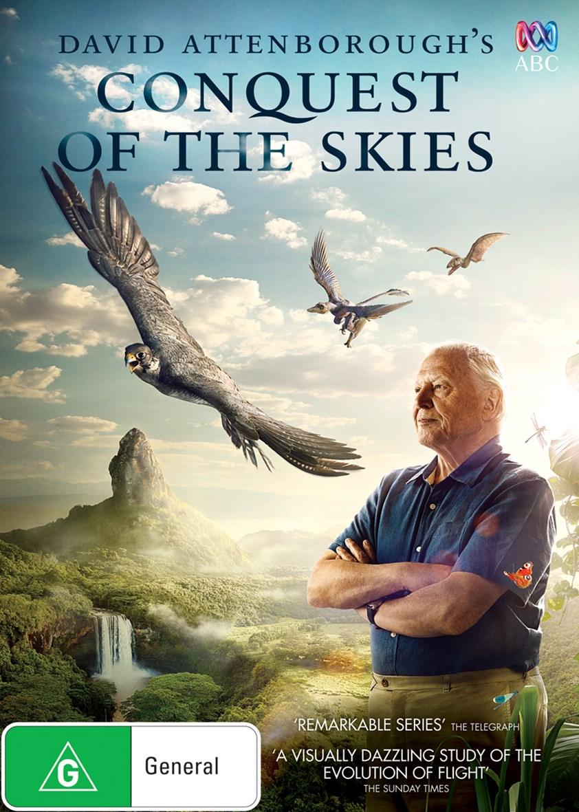 Conquest of the Skies DVD