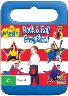 The Wiggles: Rock & Roll Preschool DVD - Film & TV Children & Family