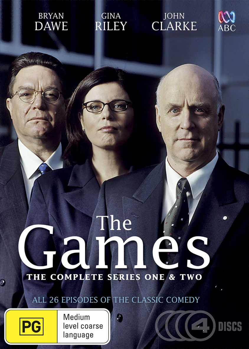 The Games: Complete Box Set