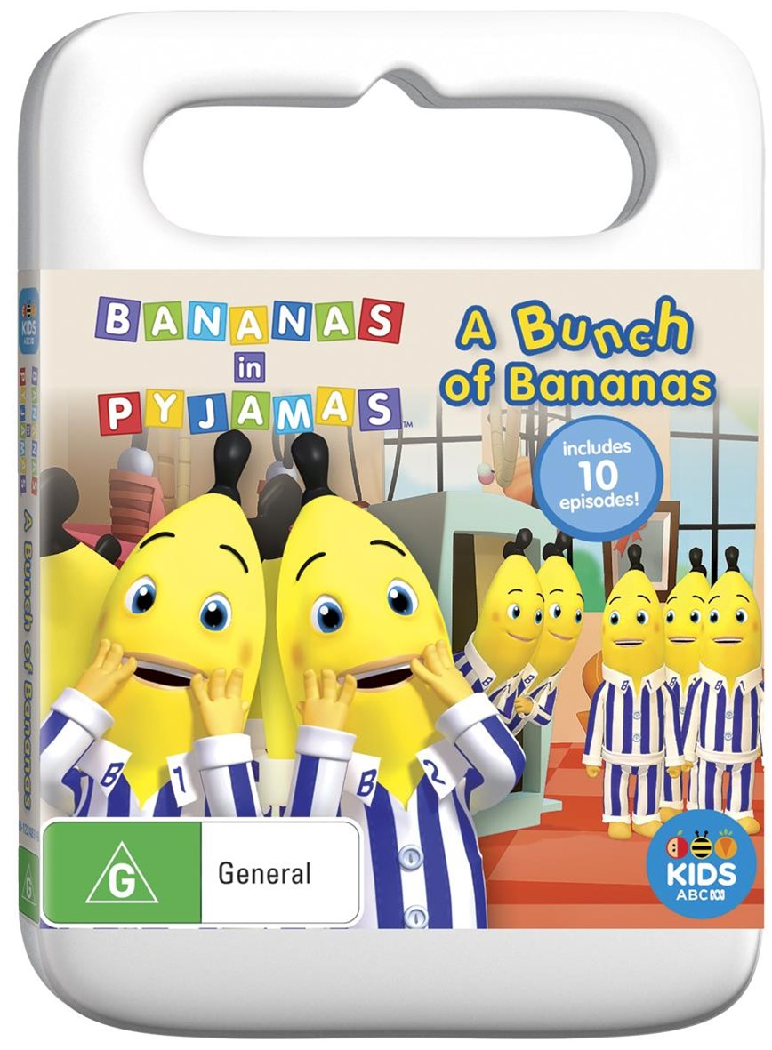 Bananas in Pyjamas: A Bunch of Bananas