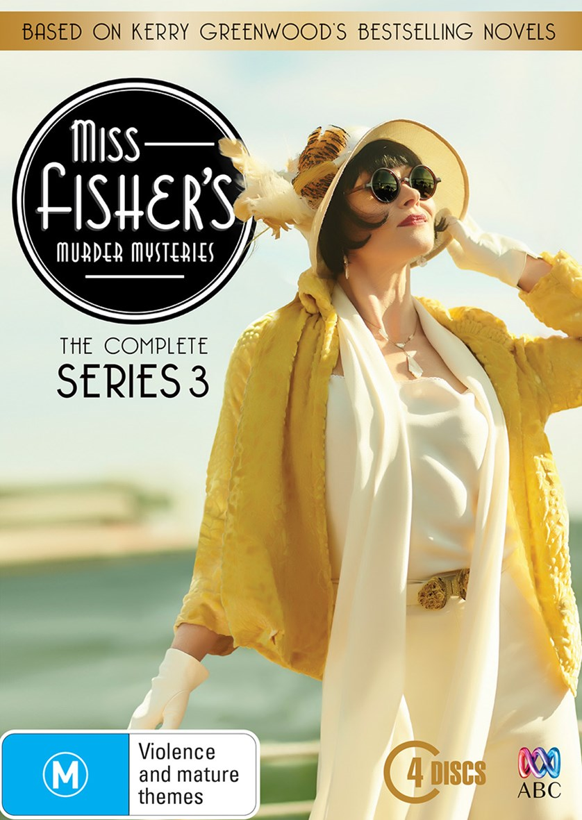 Miss Fisher's Murder Mysteries: S3 (e)