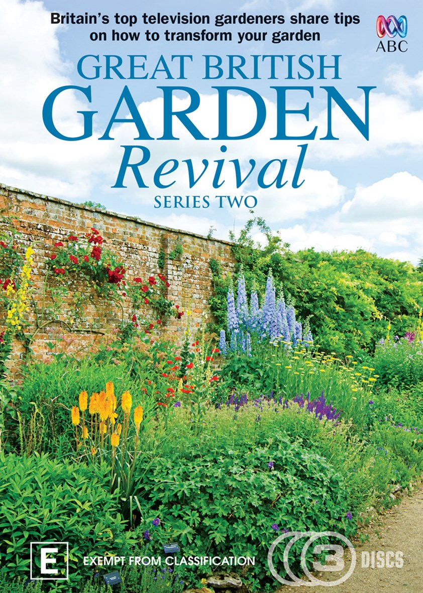 Great British Garden Revival S2
