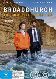 Broadchurch: Series 1 - 2