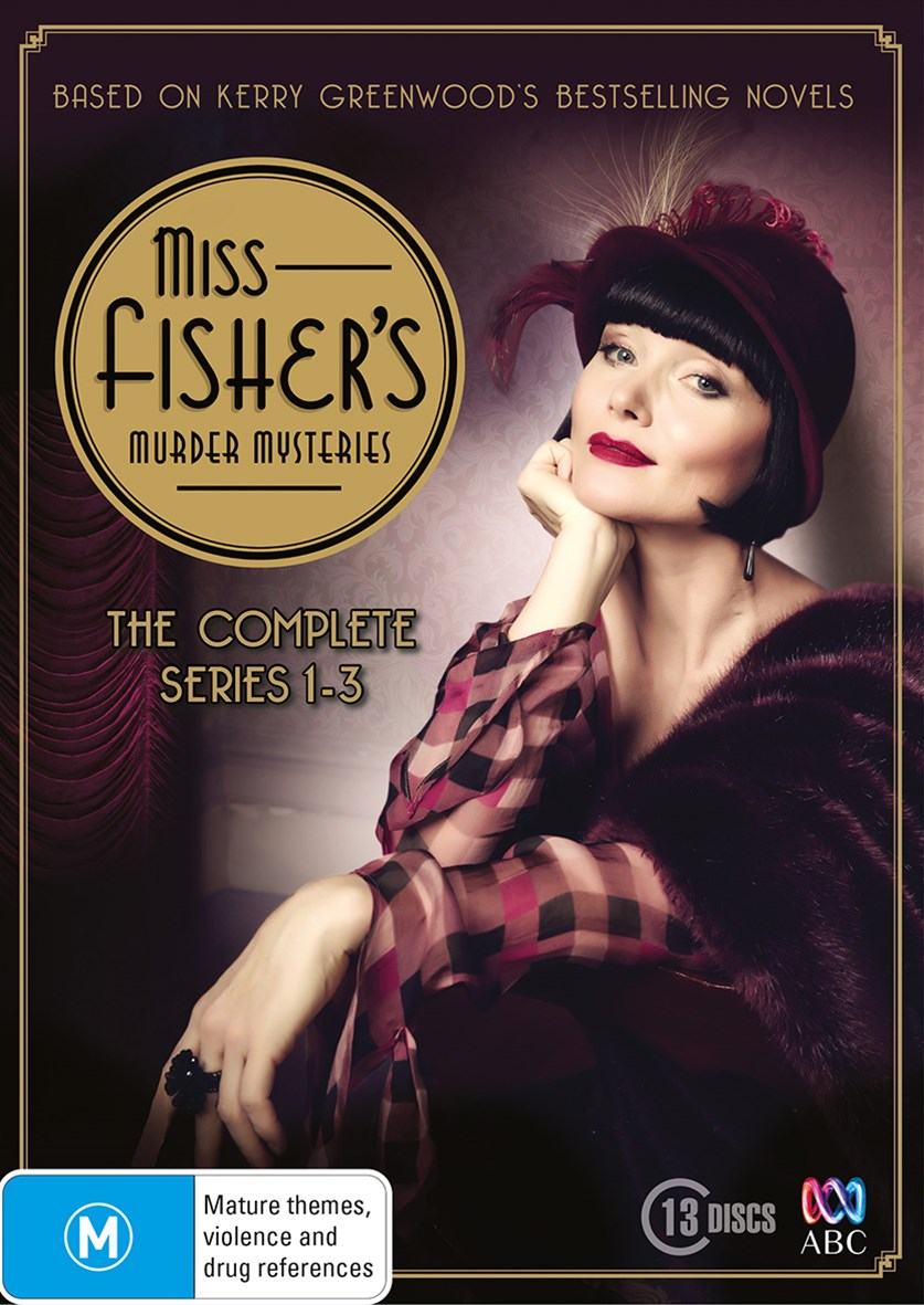 Miss Fisher's Murder Mysteries: Series 1 - 3