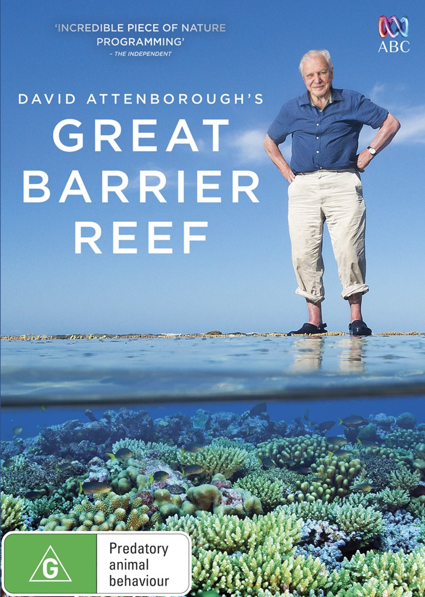 Great Barrier Reef Attenborough