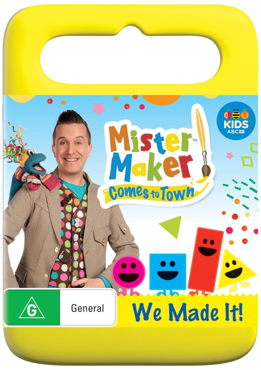 Mister Maker: Comes to Town