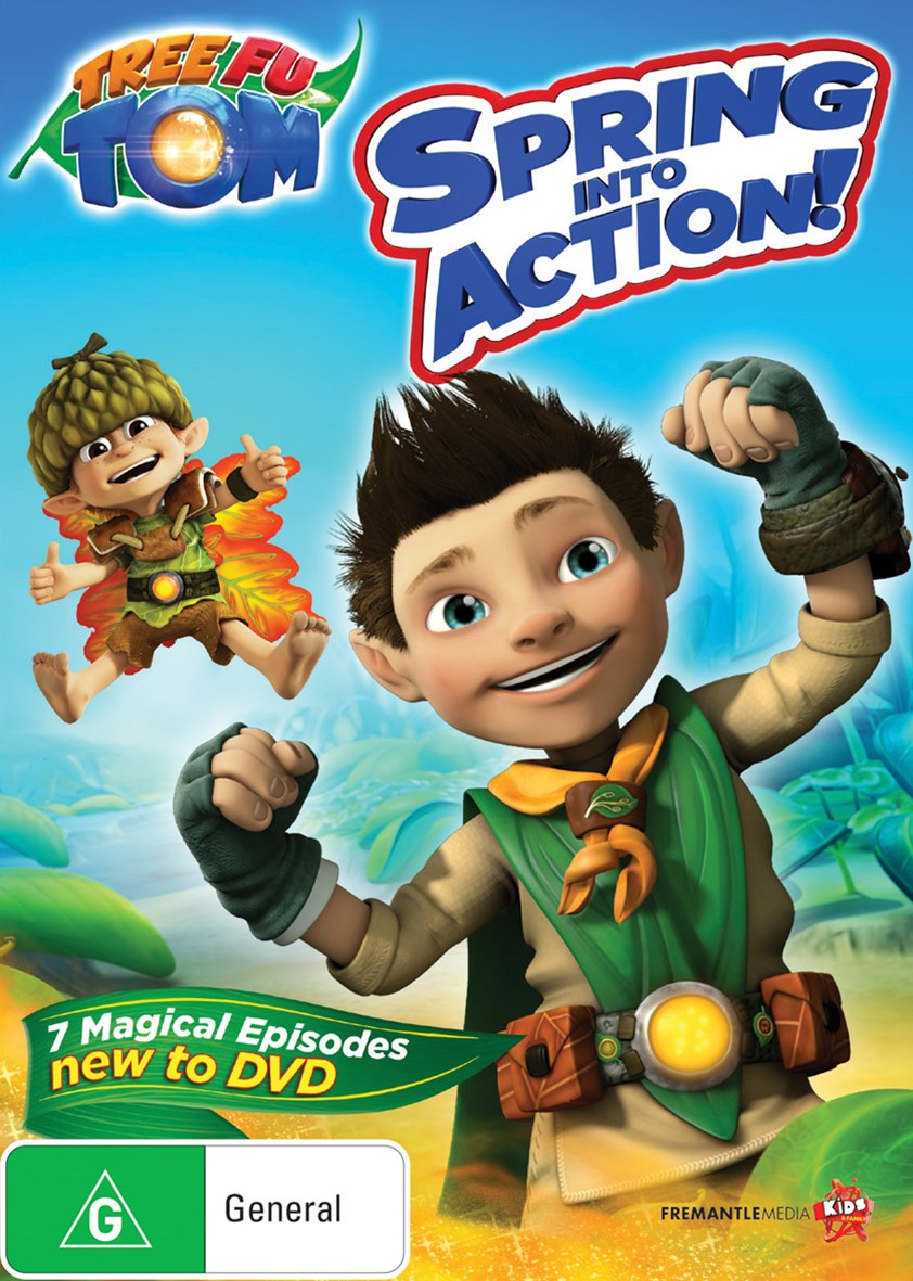 Tree Fu Tom: Spring Into Action