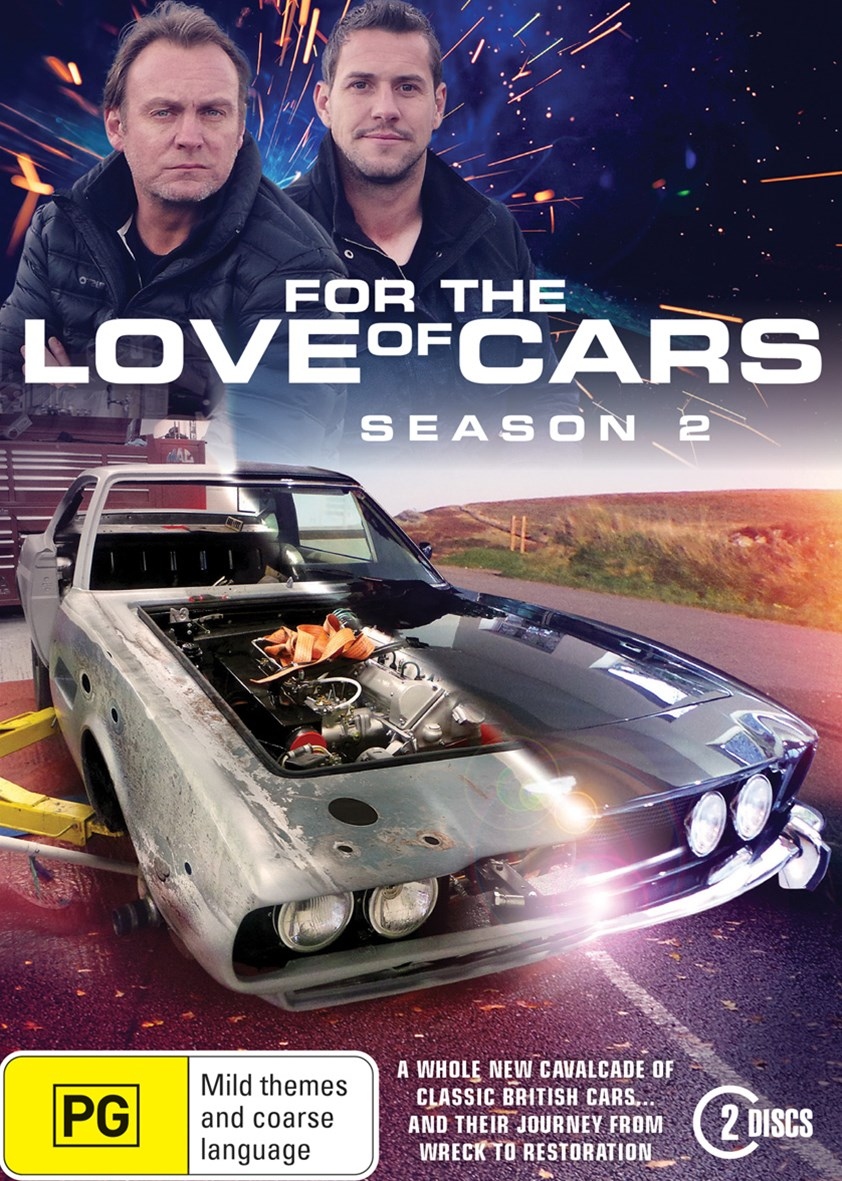 For the Love of Cars S2