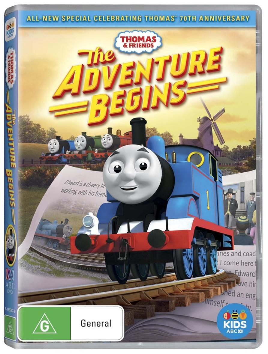 Thomas & Friends: Adventure Begins, The