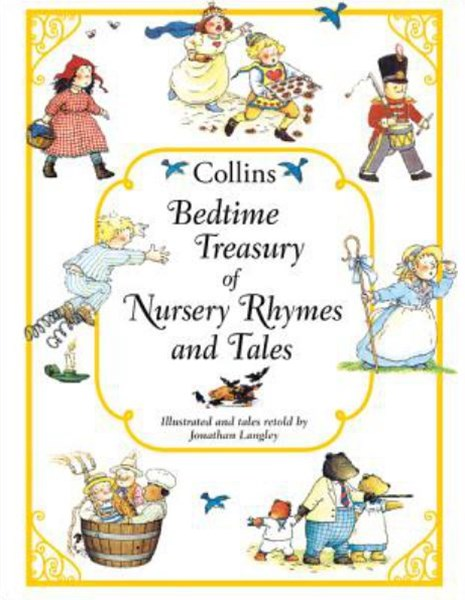 Bedtime Treasury of Nursery Rhymes and Tales