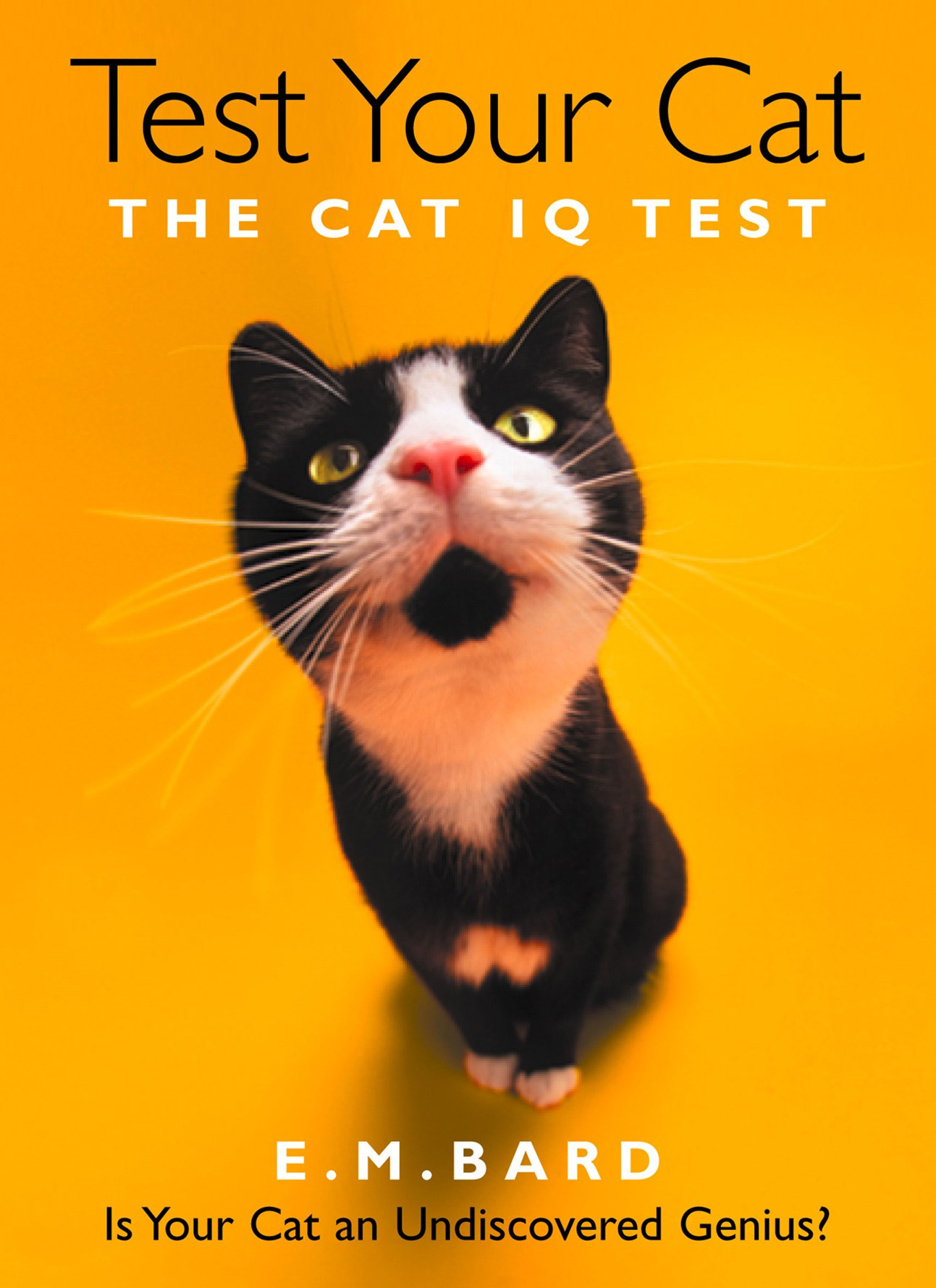Test Your Cat: The Cat IQ Test - Is Your Cat an Undiscovered Genius? [New Edition]