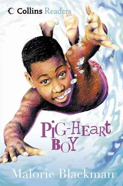 Collins Reader Pig-Heart Boy
