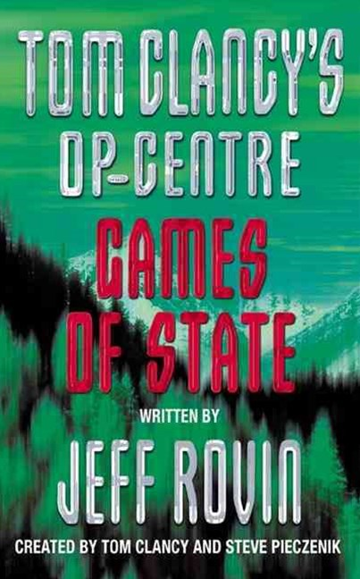 Games of State: Tom Clancy's OP-Centre