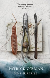 HMS Surprise by Patrick O'Brian (9780006499176) - PaperBack - Historical fiction