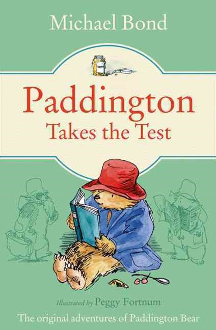 Paddington Takes the Test