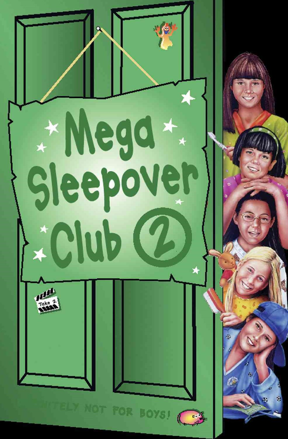 Mega Sleepover Club 2