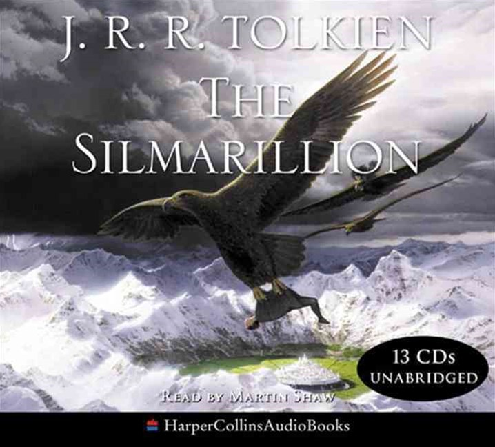 The Silmarillion Gift Set Unabridged 13/885