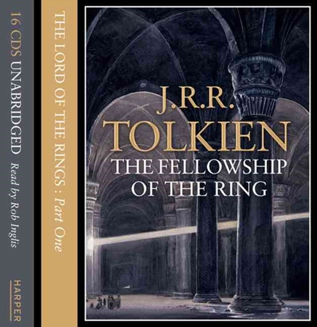The Fellowship of the Ring Unabridged 16/1140
