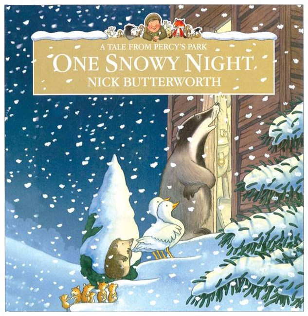 One Snowy Night: Tales From Percy's Park