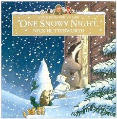 One Snowy Night: Tales From Percy