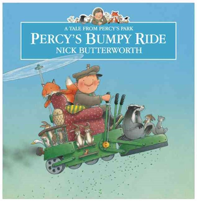 Percy's Bumpy Ride: Tales From Percy's Park