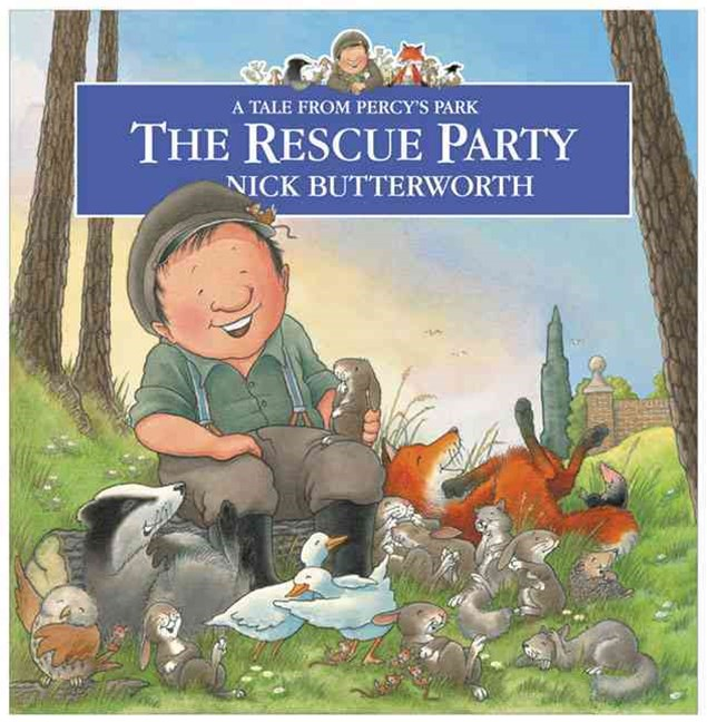 Rescue Party: Tales From Percy's Park
