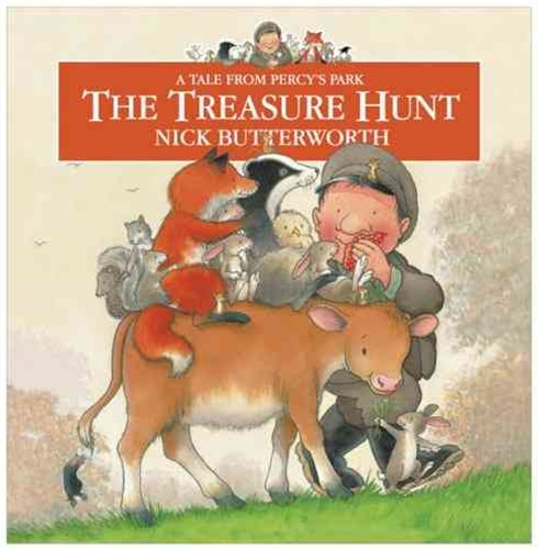 Tales From Percy's Park - The Treasure Hunt (New Edition): Tales From Percy's Park