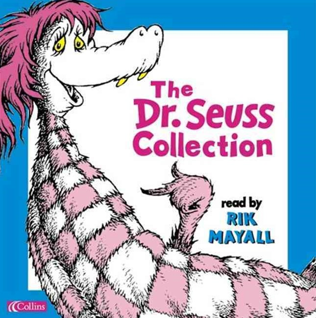 The Dr Seuss Collection - The Lorax, Dr Seuss's ABC, How the Grinch One fish Two fish