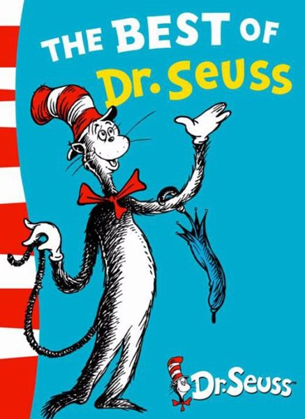 The Best of Dr Seuss The Cat in the Hat, The Cat in the Hat Comes Back, Dr Seuss's ABC