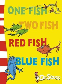 One Fish, Two Fish, Red Fish, Blue Fish Book and CD