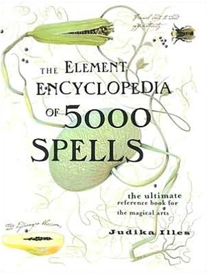 Element Encylopedia of 5000 Spells