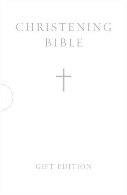 Holy Bible: King James Version (KJV) Pocket White Christening Edition [New edition]
