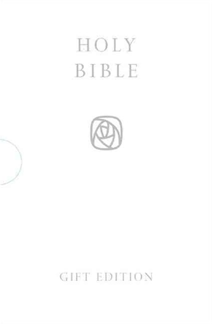 Holy Bible: King James Version (KJV) White Pocket Gift Edition [New edition]