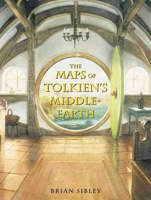 The Maps of Tolkien's Middle Earth