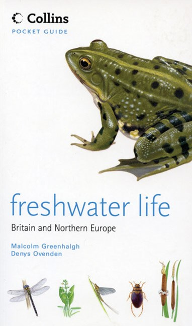 Collins Pocket Guide: Freshwater Life